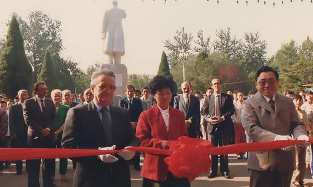 Che fine ha fatto il gemellaggio con la Cina?
