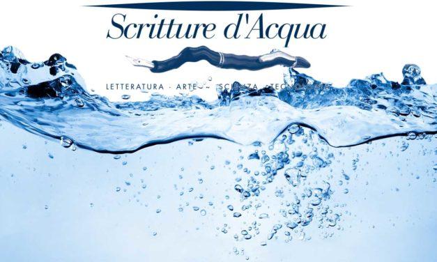Pidieffe partecipa e sostiene Scritture d'Acqua