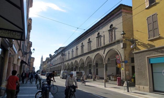 Studio a Parma. Ma ci verrò solo il giorno della laurea. Forse.